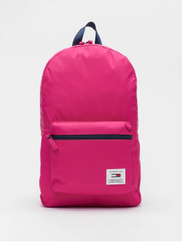 Tommy Jeans | Urban Tech magenta Homme,Femme Sac à Dos