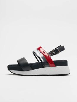 Tommy Jeans Sandal Transparent Hybrid hvid