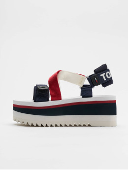Tommy Jeans / Sandaler Sporty Neoprene i vit