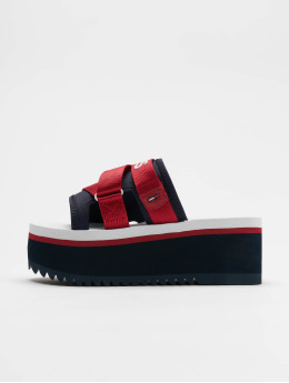 Tommy Jeans Sandals Sporty Neoprene blue