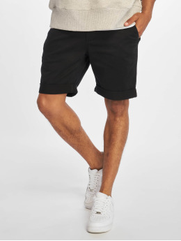 Tommy Jeans Shorts Essential svart