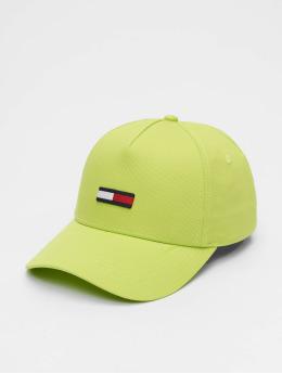 Tommy Jeans Snapback Cap Flag  grün