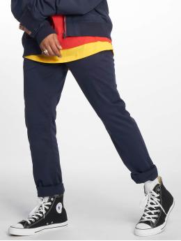 Tommy Jeans Stoffbukser Essential Slim blå