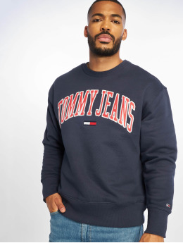 Tommy Jeans Sweat & Pull eans Clean Collegiate bleu