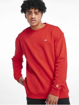 Tommy Jeans Swetry Classics czerwony
