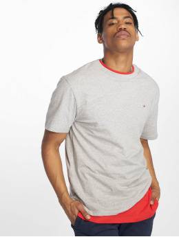 Tommy Jeans T-Shirty Classics szary