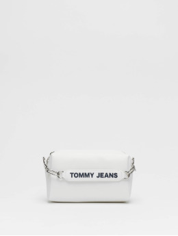 Tommy Jeans tas Femme Crossover wit
