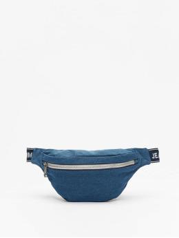 Tommy Jeans Tasche Logo Tape blau