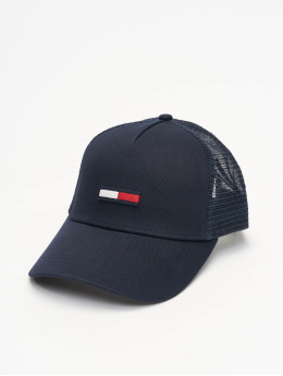 Tommy Jeans trucker cap Flag  blauw