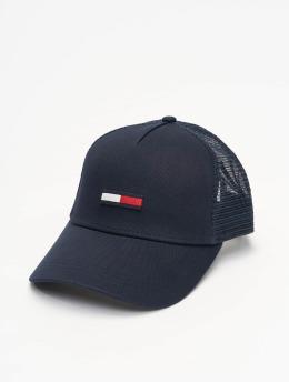 Tommy Jeans Trucker Cap Flag  blu