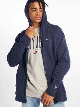 Tommy Jeans Zip Hoodie Classics blau