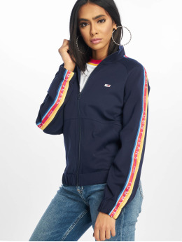 Tommy Jeans Zomerjas Tracksuit  blauw
