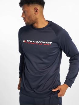 Tommy Sport Sweat & Pull Logo bleu