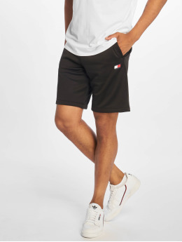Tommy Sport Szorty Logo Knit  czarny