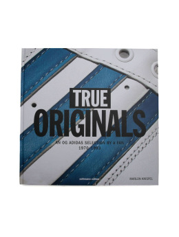True Originals Marlon Knispel Tilbehor An OG Adidas Selection By A Fan 1970 Till 199 mangefarget