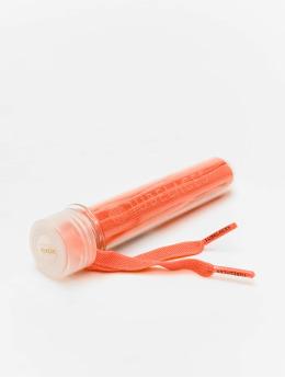 Tubelaces šnúrky Flex Lace oranžová