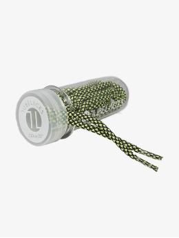 Tubelaces Shoelace Rope Multi black