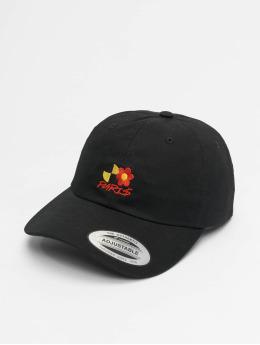 TurnUP snapback cap Paris Dad Cap zwart
