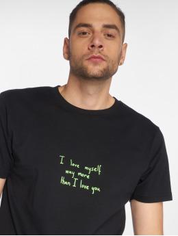 TurnUP T-Shirty Love Myself czarny