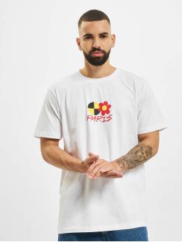 TurnUP T-skjorter Paris AP hvit