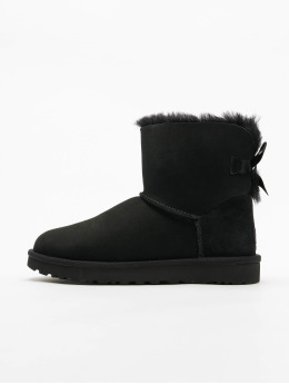 UGG Chaussures montantes Mini Bailey Bow II noir