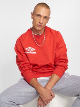 Umbro Пуловер Classico Crew красный