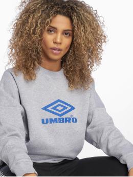Umbro Пуловер Logo серый