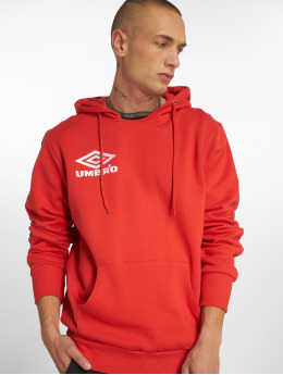Umbro Hoodie Classico OH red