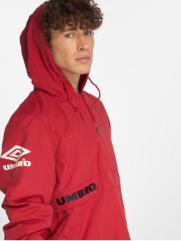 Umbro Lightweight Jacket Borough red
