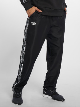 Umbro Pantalone ginnico Tangant Shell nero
