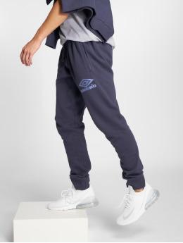 Umbro Spodnie do joggingu Classico niebieski