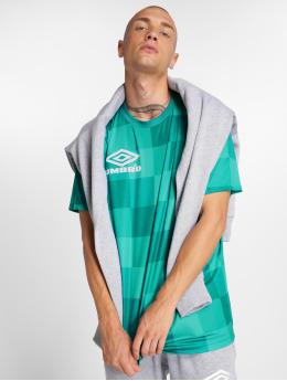 Umbro t-shirt Monaco groen