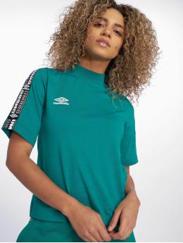 Umbro T-Shirt High Neck vert