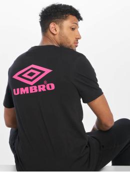 Umbro t-shirt Collider Crew zwart