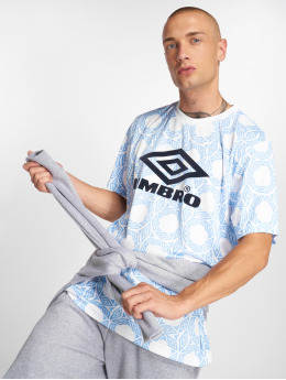 Umbro T-Shirty Ceramica AOP bialy