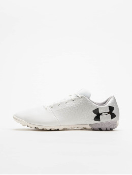 Under Armour Baskets UA Magnetico Select TF Indoor blanc