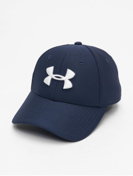 Under Armour Casquette Flex Fitted UA Blitzing 3.0 bleu