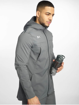 Under Armour Chaqueta de entretiempo Accelerate Terrace gris