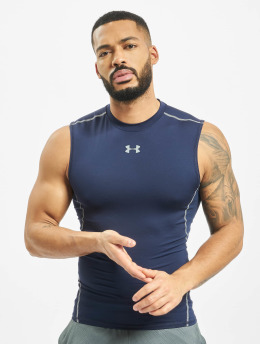 Under Armour Débardeur UA Heatgear Armour bleu