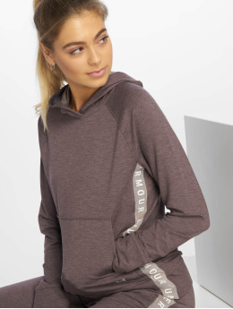 Under Armour Hoodie Featherweight Fleece grå