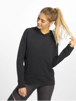 Under Armour Hoodie Featherweight Fleece svart