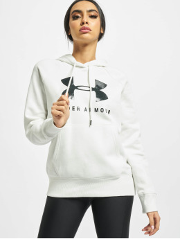 Under Armour Hoody Rival Fleece Sportstyle Graphic weiß