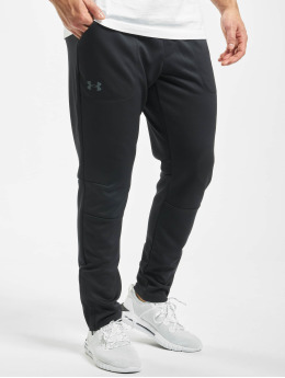 Under Armour Jogginghose MK1 Warmup schwarz