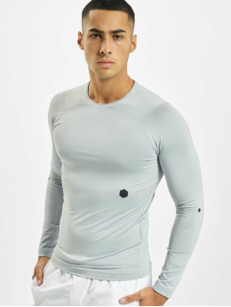 Under Armour Kompressiopaita UA Rush Compression harmaa