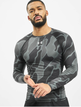 Under Armour Longsleeve UA HG Armour Nov schwarz