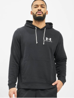 Under Armour Mikiny Sportstyle Terry èierna