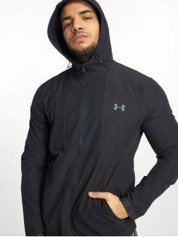 Under Armour Overgangsjakker Vanish Woven sort