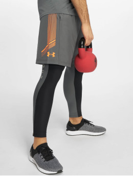 Under Armour Pantalón cortos Woven Graphic gris