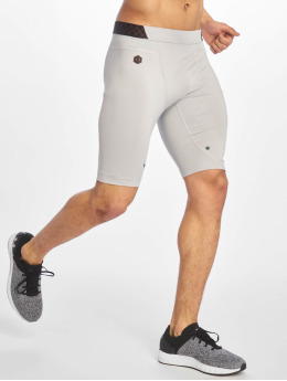 Under Armour Ropa interior compresión UA Rush Compression gris