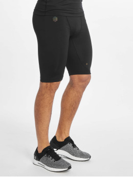 Under Armour Ropa interior compresión UA Rush Compression negro